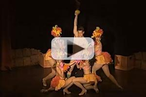 STAGE TUBE: Tickets Now Available for BROADWAY BARES: WINTER BURLESQUE!