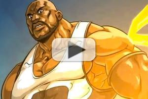 VIDEO: Trailer for ShaqDown - Shaquille O'Neal Launches His First Action Game on Mobile at CES