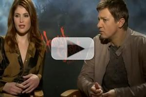 VIDEO: Jeremy Renner, Gemma Arterton Chat HANSEL AND GRETEL: WITCH HUNTERS