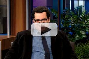 VIDEO: 1600 PENN's Josh Gad Chats Meeting President Obama on JAY LENO