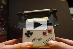 VIDEO: Mod of the Day - Use a Gameboy as an Android Dock!