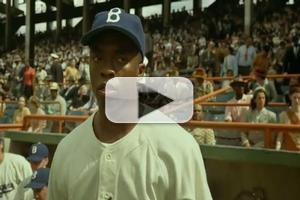 VIDEO: First Look - Harrison Ford Stars in Jackie Robinson Biopic '42'