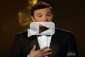 VIDEO: Seth MacFarlane in Promo for ABC's OSCAR's Telecast