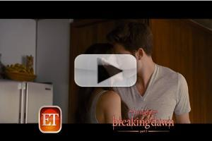 VIDEO: Deleted Scene from TWILIGHT: BREAKING DAWN PART 2
