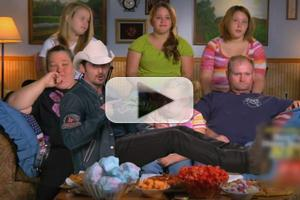 VIDEO: Brad Paisley Spoofs HONEY BOO BOO with New Theme Song