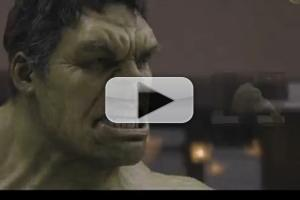 VIDEO: ILM Presents Visual Effects Highlights from Marvel's THE AVENGERS