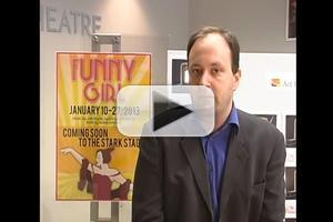 STAGE TUBE: Backstage with Riverside's FUNNY GIRL