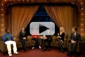 VIDEO: Cast of 30 ROCK Talk End of Series on JIMMY FALLON