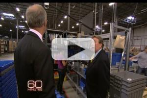 VIDEO: Sneak Peek - Robots in the Workplace on CBS's 60 MINUTES
