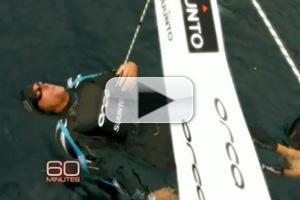 VIDEO: Sneak Peek - Depth-Defying Divers on CBS's 60 MINUTES