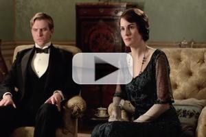 VIDEO: Sneak Peek - Wedding Bells on Next Episode of PBS's DOWNTON ABBEY