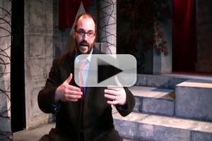 STAGE TUBE: Cincinnati Shakespeare's Brian Isaac Phillips Talks RICHARD II and the History Cycle