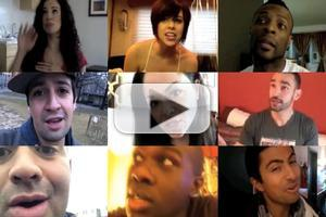 STAGE TUBE: Lin-Manuel Miranda, Karen Olivo and More Prepare for IN THE HEIGHTS Reunion!