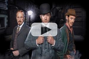 VIDEO: Sneak Peek - BBC America's New Crime Series RIPPER STREET