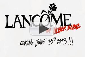 VIDEO: Lancome Collaborates with Alber Elbaz