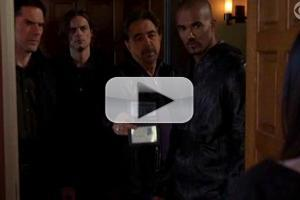 VIDEO: Sneak Peek - 'Zugzwang' Episode of CBS's CRIMINAL MINDS