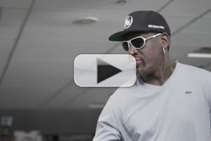 BWW TV: Behind the Scenes of Dennis Rodman's 'Old Habbits' BIG WIN BASKETBALL Game