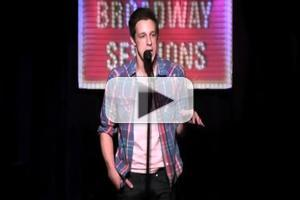 STAGE TUBE: BOOK OF MORMON's Jason Michael Snow Performs 'Lowdown-Down' at BROADWAY SESSIONS