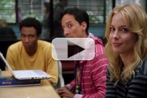 VIDEO: COMMUNITY Season 4 Sneak Peek!