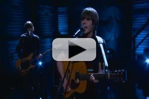 VIDEO: Jake Bugg Performs 'Two Fingers' on CONAN