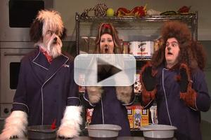 VIDEO: SNL's 'Top Dog Chef' Skit