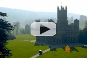 VIDEO: CBS SUNDAY MORNING Goes Inside DOWNTON ABBEY's Highclere Castle