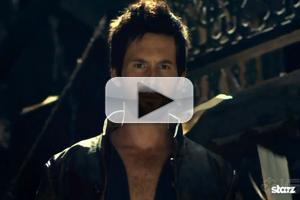 VIDEO: New Trailer for Starz's DA VINCI'S DEMONS
