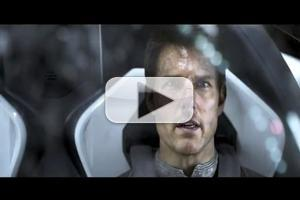 VIDEO: New TV Spot - Tom Cruise in OBLIVION