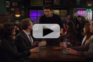 VIDEO: Sneak Peek - Tonight's Episode of CBS's HOW I MET YOUR MOTHER