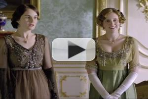 VIDEO: Behind-the-Scenes Look at DOWNTON ABBEY's Lady Edith