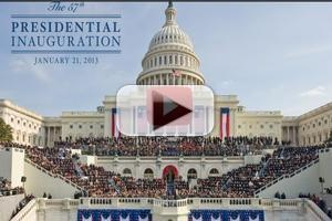 VIDEO: Watch the INAUGURATION OF PRESIDENT OBAMA Live!