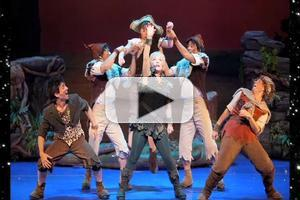 BWW TV: On the Red Carpet in LA with CATHY RIGBY IS PETER PAN