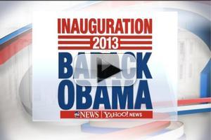 WATCH LIVE: President Obama's Inaugural Ball, Feat. Cast of GLEE, Katy Perry, & More!
