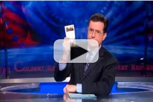 VIDEO: Stephen Colbert on President Obama's 'Greedy' Second Inauguration