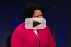 VIDEO: Supreme Court Justice Sonia Sotomayor Stops by THE DAILY SHOW