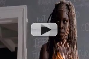 VIDEO: First Look at THE WALKING DEAD's Midseason Return