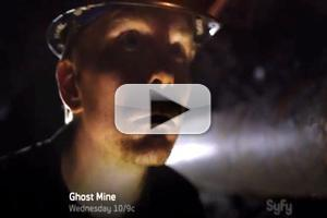 VIDEO: First Look - Tomorrow Night's All New Episode of GHOST MINE
