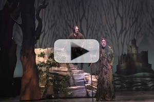 STAGE TUBE: First Look at Robert Petkoff, Tony Sheldon and More in TUTS' CAMELOT