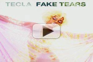 AUDIO: First Listen - Tecla's 'Fake Tears'