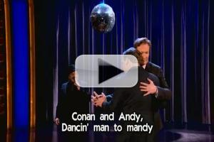 VIDEO: Conan & Andy's Inauguration Slow Dance on Tonight's CONAN