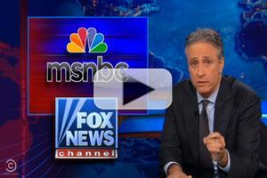 VIDEOS: Clips from Last Night's DAILY SHOW WITH JON STEWART