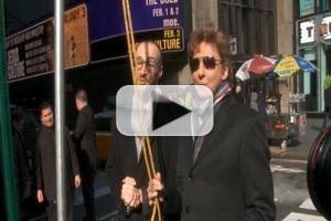 BWW TV: Barry Manilow Returns to Broadway- Inside the Street Unveiling Plus an Exclusive Interview!