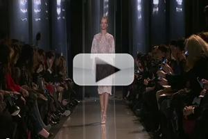 VIDEO: Elie Saab Haute Couture S/S 2013