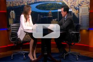VIDEO: Kathryn Bigelow's Extended Interview on THE COLBERT REPORT