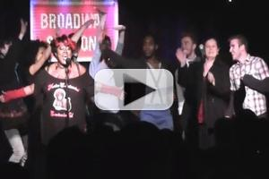 STAGE TUBE: Maia Nkenge Wilson Performs ONCE ON THIS ISLAND's 'Waiting for Life' at Broadway Sessions