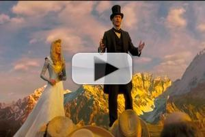 VIDEO: New TV Spot for OZ: THE GREAT AND POWERFUL