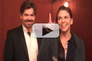 VIDEO: Sutton & Hunter Foster Talk BUNHEADS!