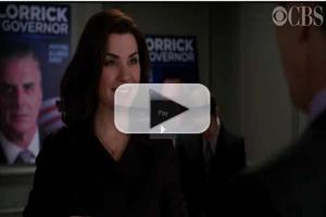VIDEO: First Look at This Week's Episode of THE GOOD WIFE