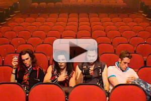 BWW TV Exclusive: Mitchell Jarvis & ROCK OF AGES Cast Tribute Film Classics in A ROCKWORK ORANGE