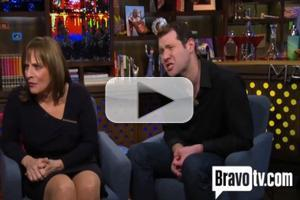 STAGE TUBE: Patti LuPone Talks Andrew Lloyd Webber, Catherine Zeta-Jones and More on WWHL